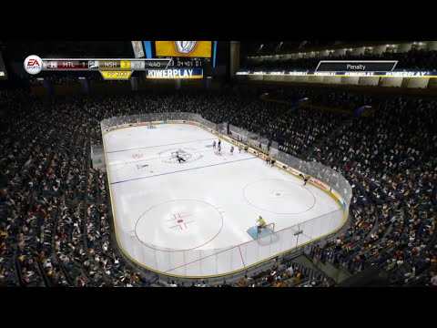 Let's Play NHL 14 - Game 45 vs Nashville Predators