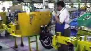 Bajaj Autorickshaw Factory, Aurangabad