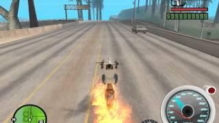 El Vengador Fantasma Gta San Andreas
