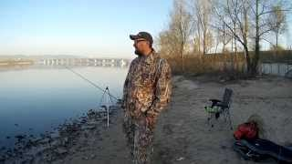 рыбалка весной на спиннинг тула