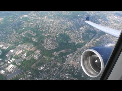 Envoy Class!!!  Awesome HD A330-300 Takeoff From Philadelphia!!!