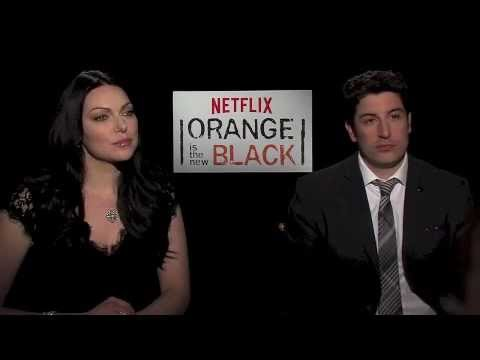 Orange is the New Black's Laura Prepon and Jason Biggs Interview - AfterEllen