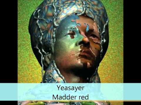 Yeasayer - Odd Blood - Madder red
