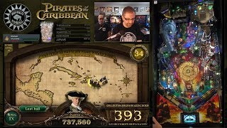 Curse of the Black Pearl Wizard Mode - Jersey Jack Pirates of the Caribbean