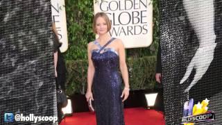 Jodie Foster's Bizarre Rambling Speech At 2013 Golden Globes