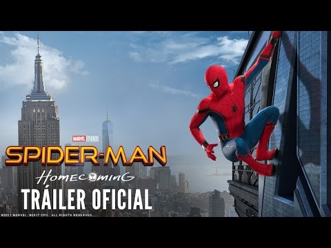 SPIDER-MAN HOMECOMING. Tráiler Oficial #2 en español HD. En cines 7 de julio.