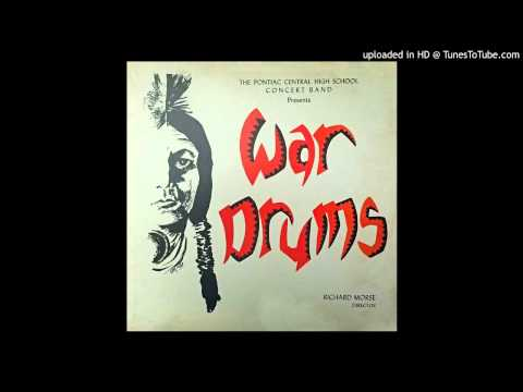 PCHS Concert Band - War Drums - 05 - The Conversion of Saul of Tarsus