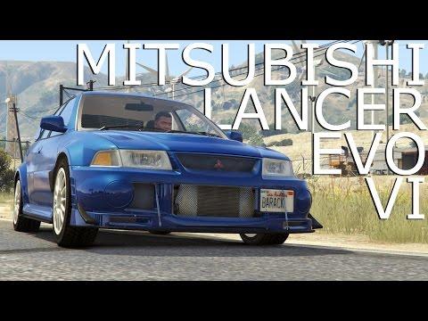Mitsubishi Lancer Evo VI GSR v1.0