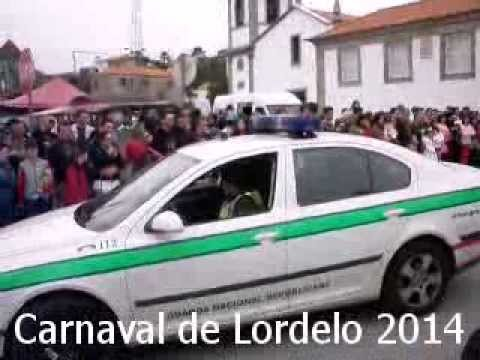 Carnaval de Lordelo 2014, part 01