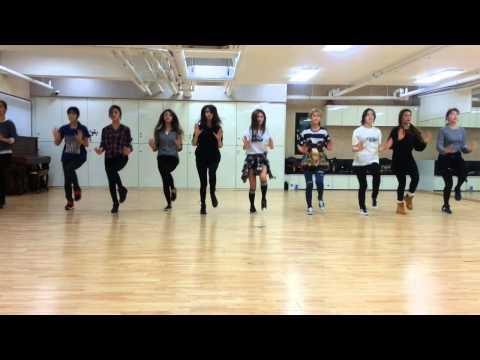 T-ara Little Apple -韩国版小苹果排舞 video
