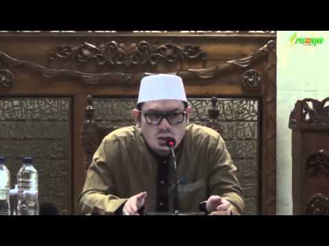 Ust. Ahmad Zainuddin - Bermusuhan Dengan Iblis