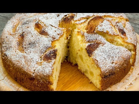 Яблочный кекс - это совсем не скучно! Сохраните бюджетный рецепт! | Appetitno.TV