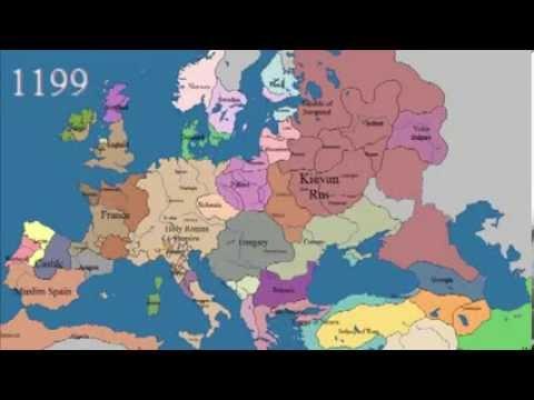 Карта мира за 5 минут