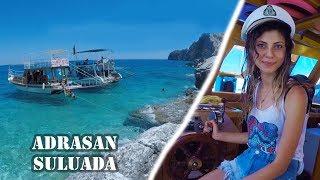 ADRASAN SULU ADA Tekne Turu - Türkiye'nin Maldivleri