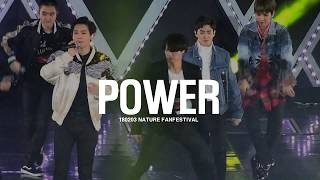180203 NATURE FANFESTIVAL_POWER(kai focus)