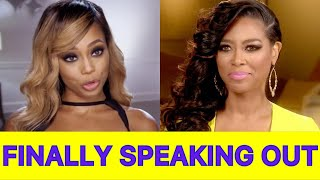 #RHOA NEWS: Kenya Moore Finally Speaks Out About Nene Leakes, Shamari Talks Season 12 Updates