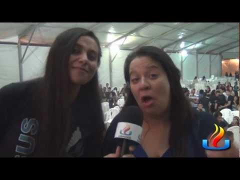 UMADEB 2012 - Dia 21-02 - Entrevista Carla Teixeira