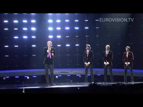 Malcolm Lincoln's Second rehearsal (impression) at the 2010 Eurovision Song Contest Video