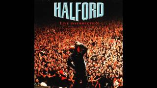 Watch Halford Riding On The Wind video