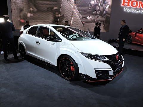 2016 Honda Civic Type R - 2015 Geneva Motor Show