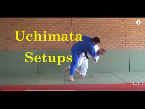 University of Judo - Essential Uchimata setups Image 1