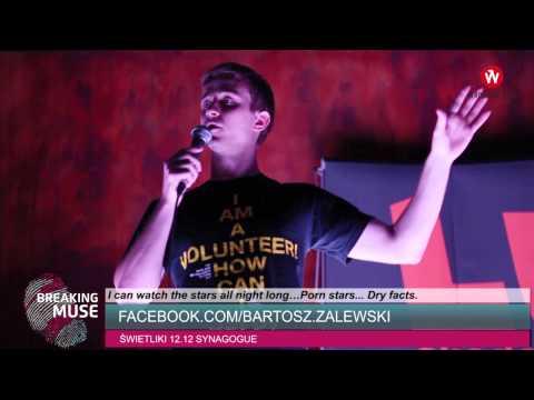 BREAKING MUSE: Bartosz Zalewski I Wrocławski Stand-Up / Wroclaw Stand-up Pioneers