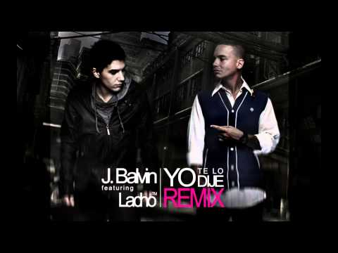 J. Balvin Ft. Lacho - Yo Te Lo Dije [Official Remix]