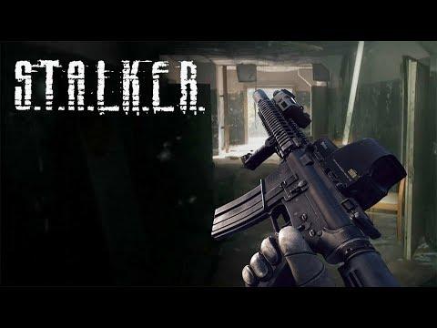 Геймплей СТАЛКЕР 2. Показали ДВИЖОК STALKER 2 ( ТЕОРИЯ НЕ ПОДТВЕРДИЛАСЬ! )