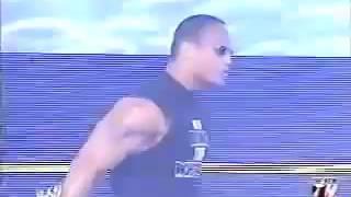 Raw 2002: The Rock, Triple H, And Brock Lesnar Segment