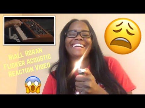 Niall Horan| Flicker Acoustic Version| Reaction Video