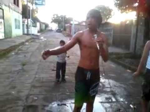 ice bucket challenge - el reto del balde de agua helada (NICARAGUA) JC