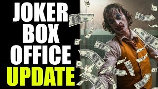 Joker Box Office - Joaquin Phoenix Movie CONTINUES to SURPRISE while Will Smith as Gemini Man FL0PS!