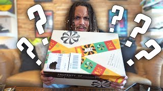 GOT EM EARLY !!! NIKE SENT ME UNRELEASED EARLY SNEAKERS !!! 1 OF 1 MYSTERY UNBOXING !!!