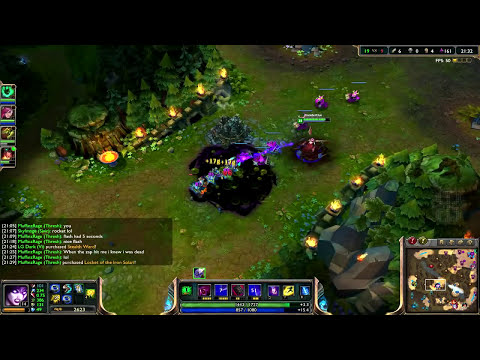 LoLPoV - The Perfect Game? - Morgana - Road to Challenger Season 4 Ranked Games - League of Legends