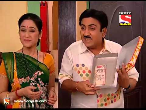 Taarak Mehta Ka Ooltah Chashmah - Episode 1326 - 29th January 2014 video
