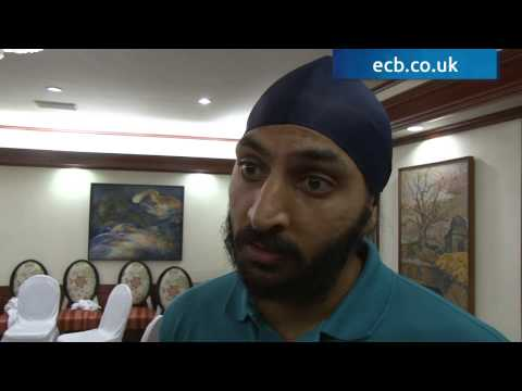 Monty Panesar exclusive interview