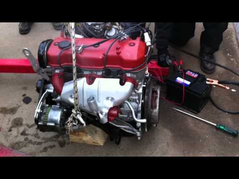 Motor Isuzu 4ZA1