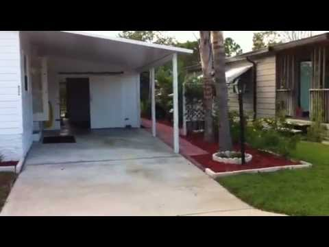 Florida 2br 2ba Doublewide Mobile Home For Sale