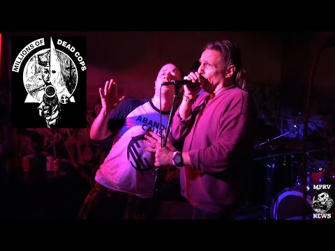 MDC - DAVE DICTOR - Interview & Live Footage (2/4) -MPRV News