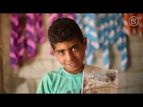 Books For Refugee Children in the Bekaa Valley