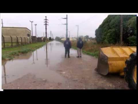 NECOCHEA: Hay alerta meteorológico y se suspendieron las clases para este lunes