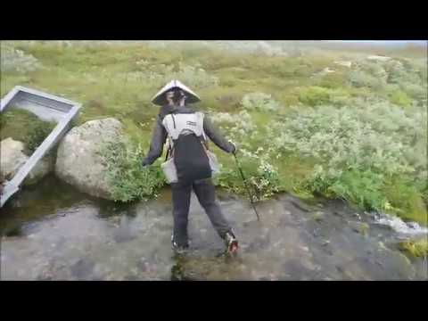 Kungsleden Northbound Ultralight Backpacking