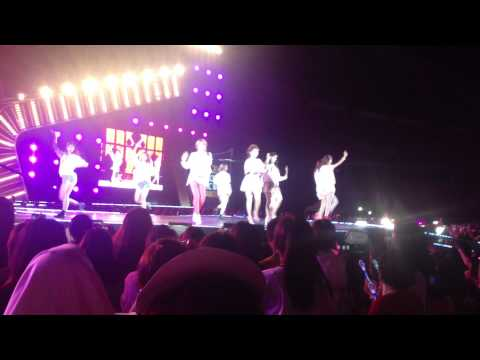 [fancam] 130316 4 Minute - Hot Issue  Korea Music Wave In Bangkok 2013 video