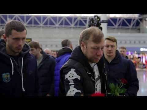 Команда почтила память погибших в авиакатастрофе Ту-154