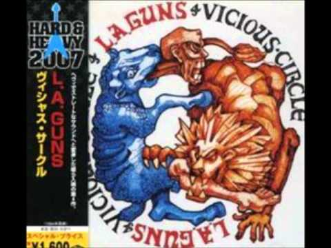 La Guns - Empire Down