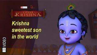 Krishna sweetest son in the world | Clip | HD