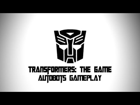 [PS2] Transformers The Game Autobots