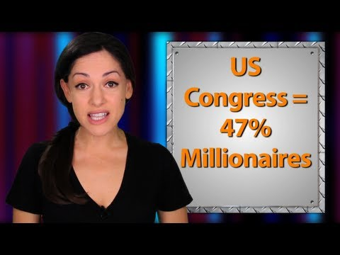 The Resident: How 47% of Congress Became Millionaires