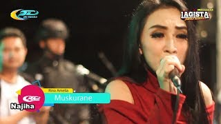 download lagu Muskurane - Rina Amelia Cover - Lagista Live Lap. gratis