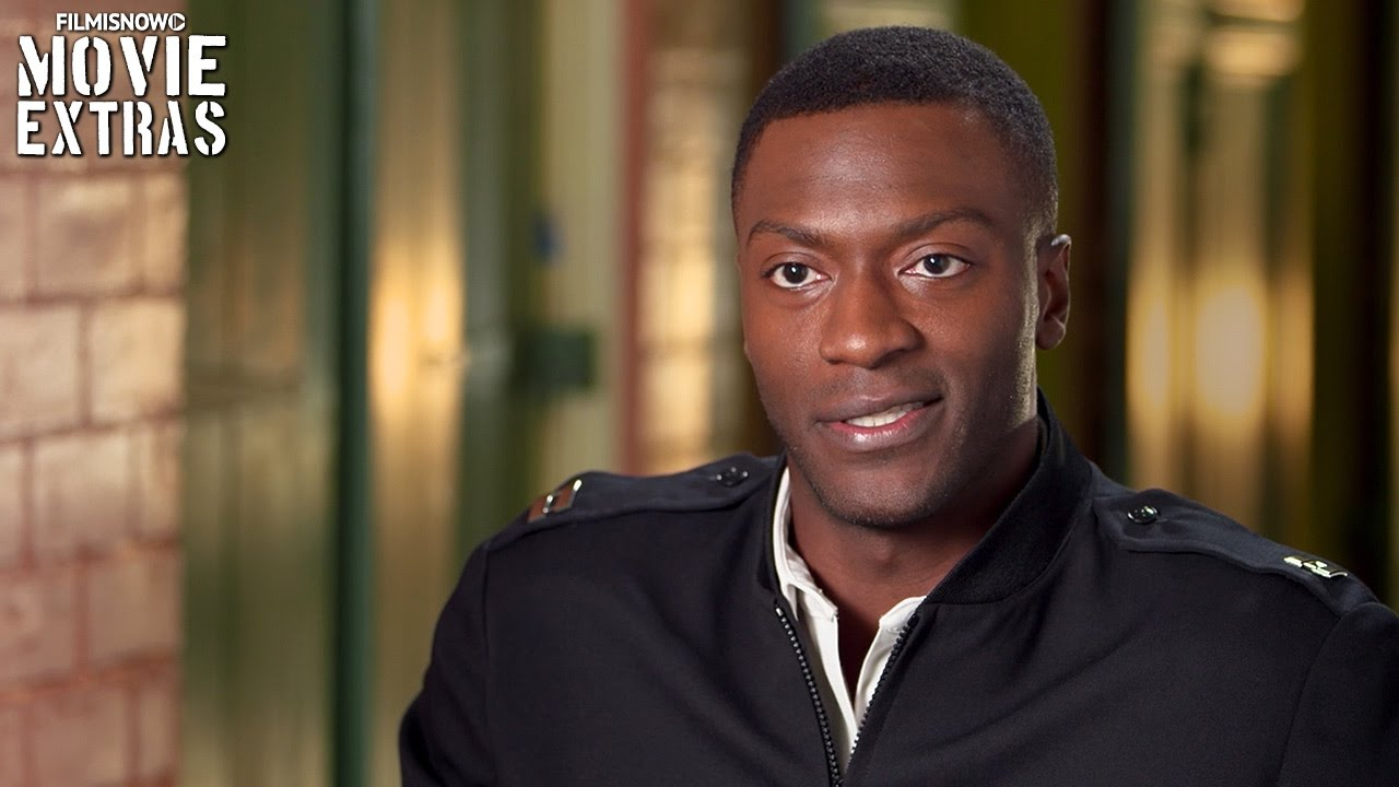 Jack Reacher: Never Go Back | On-set visit with Aldis Hodge 'Espin'